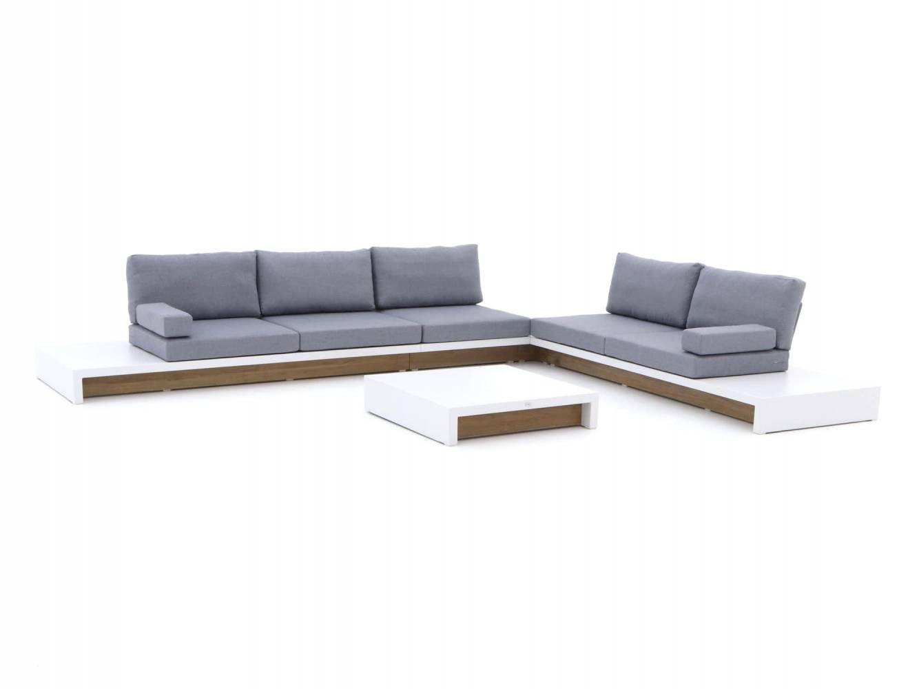 Aluminium hoek loungesets voor buiten