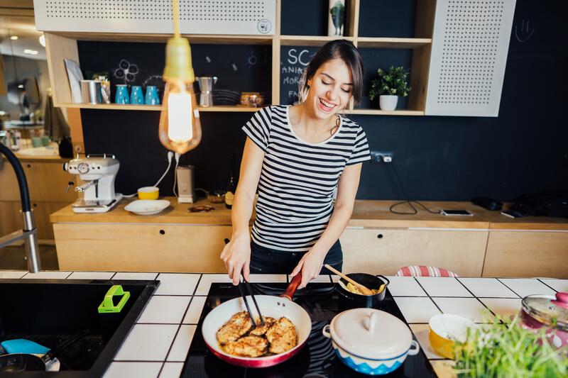 de voordelen van koken op inductie