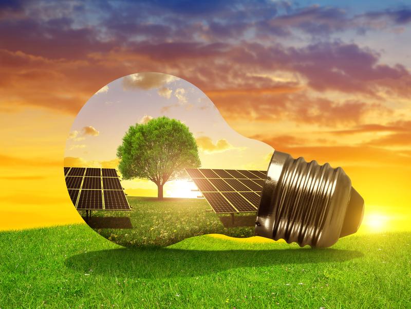Zonne energie uit Nederland