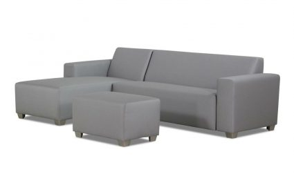 outdoor textiel chaise longue
