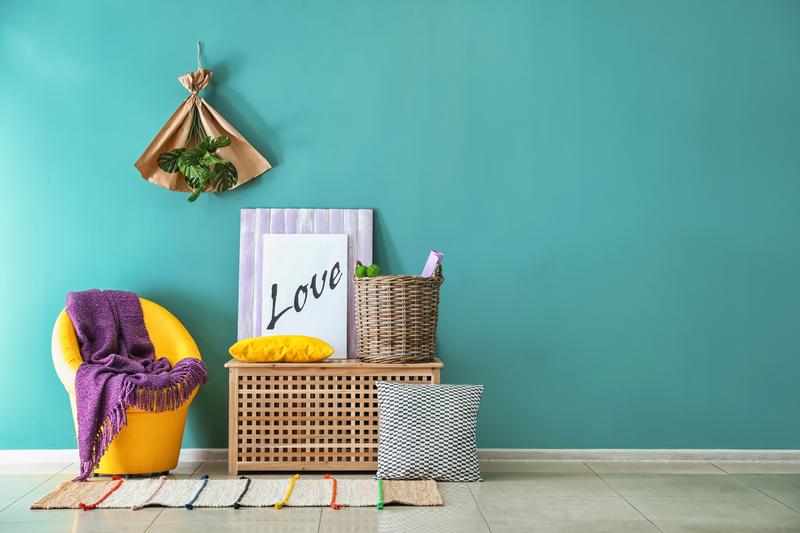 welke kleur woonkamer verven