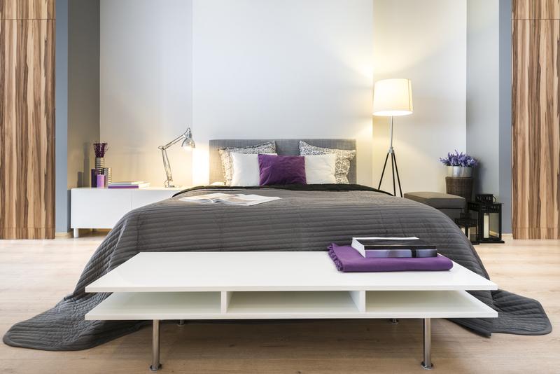 slaapkamer verlichting ideeën