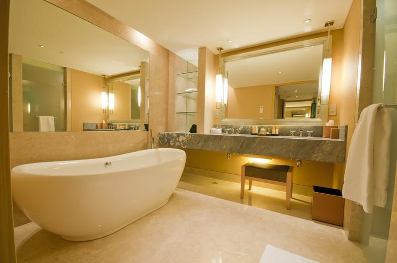 verlichting badkamer plafond