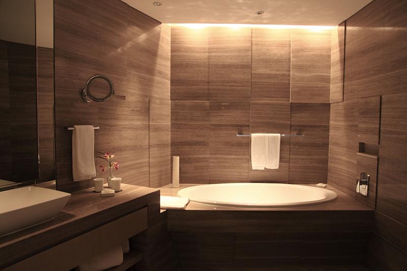 waterdichte verlichting in je badkamer