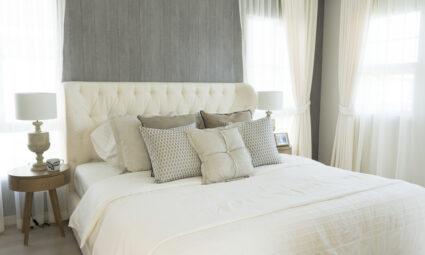 tips landelijke slaapkamer