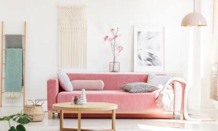 Pastelkleuren in huis