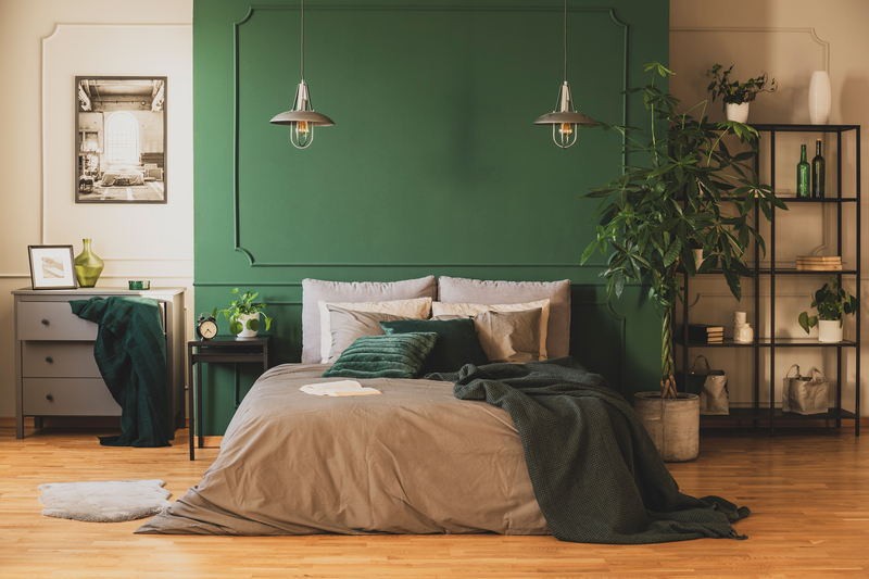 inrichting van je slaapkamer