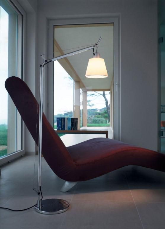 mooie design vloerlamp