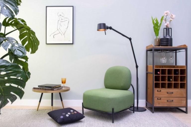 mooie staande design lamp