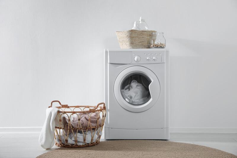 Hoe richt je een wasruimte handig in