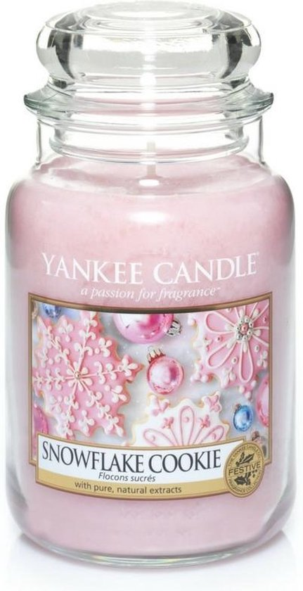 yankee candle pink