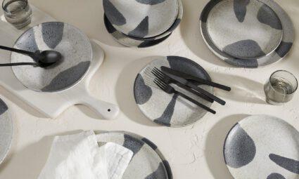 12 delig designer servies