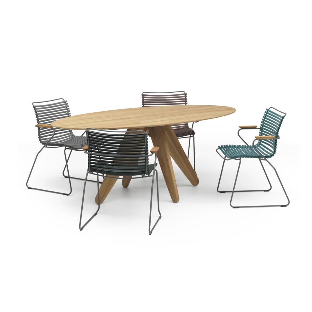 4-persoons-tuinset-met-ovale-tafel