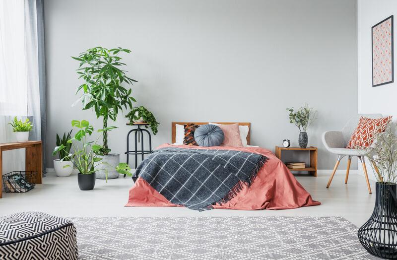 slaapkamer vloer