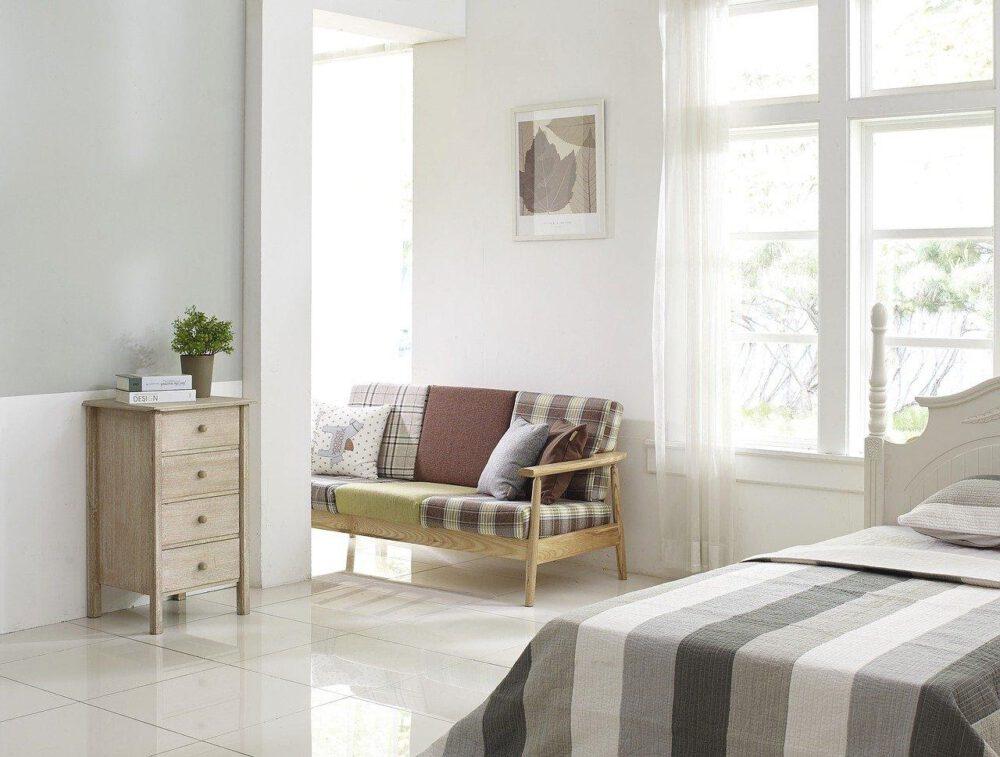 slaapkamer restylen