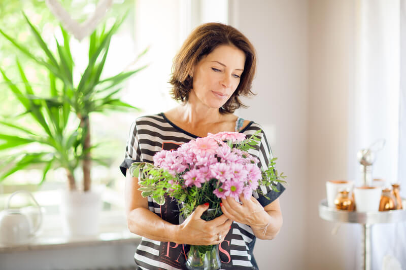 bloemen goed houden