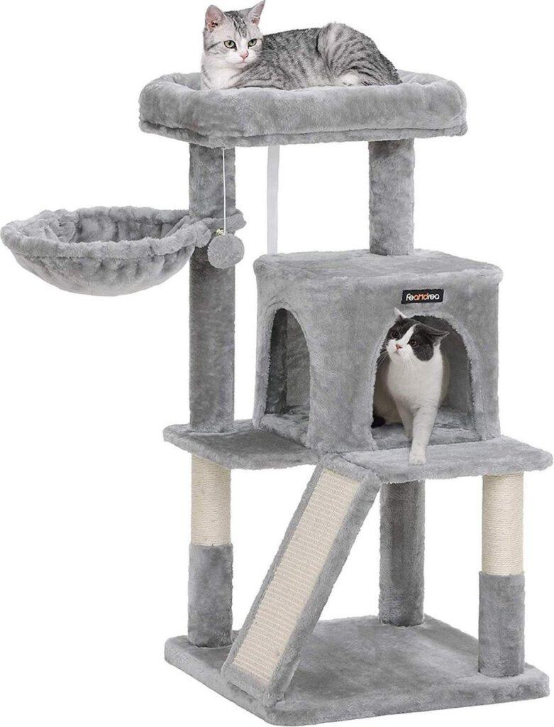 Kattenboom met Krabbord