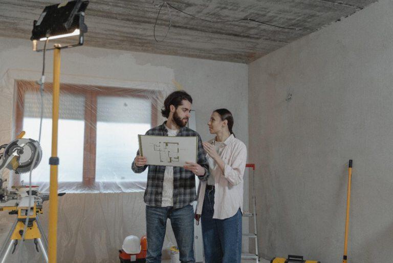 bouwlampen voor professioneel gebruik